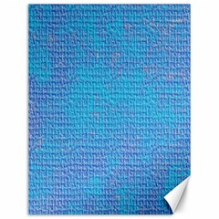 Textured Blue & Purple Abstract Canvas 12  X 16  (unframed) by StuffOrSomething