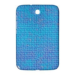 Textured Blue & Purple Abstract Samsung Galaxy Note 8 0 N5100 Hardshell Case  by StuffOrSomething