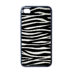Black White Tiger  Apple Iphone 4 Case (black) by OCDesignss