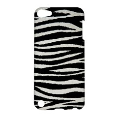 Black White Tiger  Apple Ipod Touch 5 Hardshell Case by OCDesignss