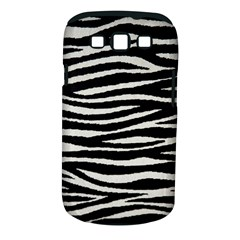 Black White Tiger  Samsung Galaxy S Iii Classic Hardshell Case (pc+silicone) by OCDesignss
