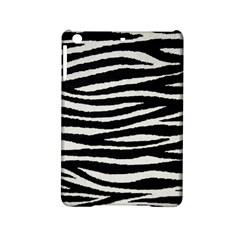 Black White Tiger  Apple Ipad Mini 2 Hardshell Case by OCDesignss