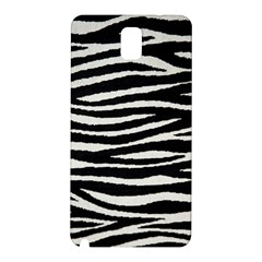 Black White Tiger  Samsung Galaxy Note 3 N9005 Hardshell Back Case by OCDesignss
