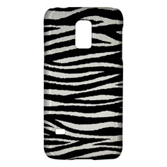 Black White Tiger  Samsung Galaxy S5 Mini Hardshell Case  by OCDesignss