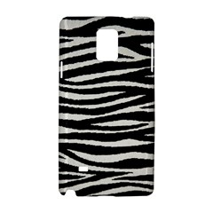 Black White Tiger  Samsung Galaxy Note 4 Hardshell Case