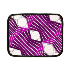 Crazy Beautiful Abstract  Netbook Sleeve (small) by OCDesignss
