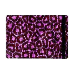 Cheetah Bling Abstract Pattern  Apple Ipad Mini 2 Flip Case by OCDesignss