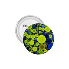 Polka Dot Retro Pattern 1 75  Button by OCDesignss