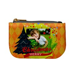 Xmas By Xmas   Mini Coin Purse   7zc7rcvlg0l4   Www Artscow Com Front