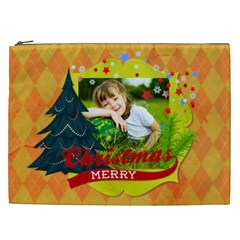 Xmas By Xmas   Cosmetic Bag (xxl)   T8j503km99ph   Www Artscow Com Front