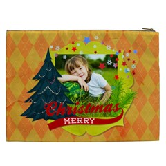 Xmas By Xmas   Cosmetic Bag (xxl)   T8j503km99ph   Www Artscow Com Back