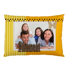 Family By Family   Pillow Case (two Sides)   8nx13cr79cxa   Www Artscow Com Back