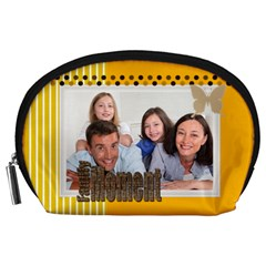 Family By Family   Accessory Pouch (large)   04dksx75ra3w   Www Artscow Com Front