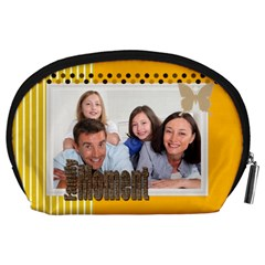 Family By Family   Accessory Pouch (large)   04dksx75ra3w   Www Artscow Com Back