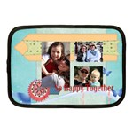family - Netbook Case (Medium)