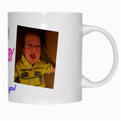Mug By Rivka   White Mug   3enwbeobayq3   Www Artscow Com Right