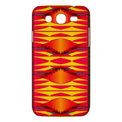 Colorful Tribal Texture Samsung Galaxy Mega 5 8 I9152 Hardshell Case  by LalyLauraFLM