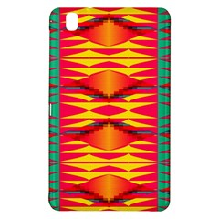 Colorful Tribal Texturesamsung Galaxy Tab Pro 8 4 Hardshell Case by LalyLauraFLM