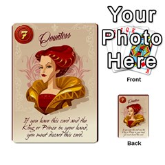Love Letter By Liat   Multi Purpose Cards (rectangle)   541ha7t017sf   Www Artscow Com Front 47