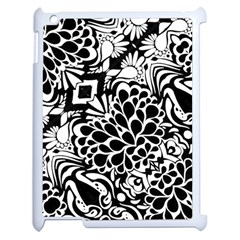 70 s Wallpaper Apple Ipad 2 Case (white)