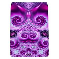 Purple Ecstasy Fractal Removable Flap Cover (s) by KirstenStar