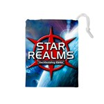 star realms bag 2 - Drawstring Pouch (Medium)