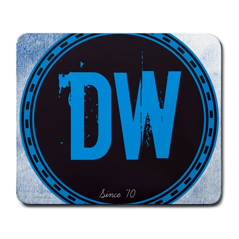Dream World Mousepad By Daniel Gjokaj Front