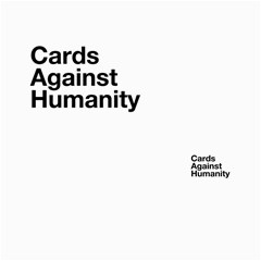 Cah White Cards 7 Rev1 By Billyk   Playing Cards 54 Designs   Kjjjtiuk4rsa   Www Artscow Com Back