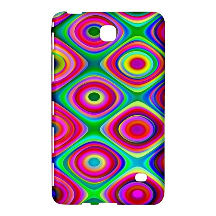 Psychedelic Checker Board Samsung Galaxy Tab 4 (8 ) Hardshell Case