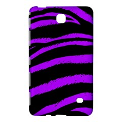 Purple Zebra Samsung Galaxy Tab 4 (8 ) Hardshell Case