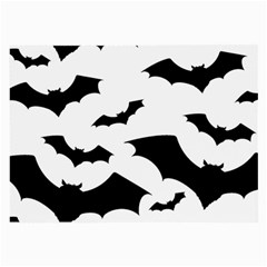 Deathrock Bats Glasses Cloth (large) by ArtistRoseanneJones