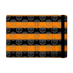 Deathrock Stripes Apple Ipad Mini 2 Flip Case by ArtistRoseanneJones