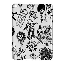 Scene Kid Sketches Apple Ipad Air 2 Hardshell Case