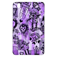 Purple Scene Kid Sketches Samsung Galaxy Tab Pro 8 4 Hardshell Case by ArtistRoseanneJones