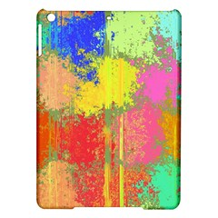 Colorful Paint Spots Apple Ipad Air Hardshell Case by LalyLauraFLM