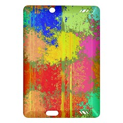 Colorful Paint Spots Kindle Fire Hd (2013) Hardshell Case by LalyLauraFLM