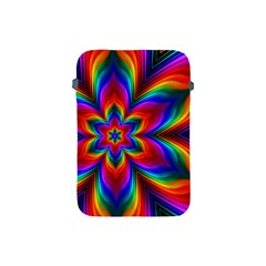 Rainbow Flower Apple Ipad Mini Protective Sleeve by KirstenStar