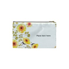 Watercolor Cosmetic Bag (xs) By Joy   Cosmetic Bag (xs)   X4p0tp81mhaf   Www Artscow Com Back