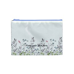 Watercolor Cosmetic Bag (m) By Joy   Cosmetic Bag (medium)   Pp672xymld3a   Www Artscow Com Front