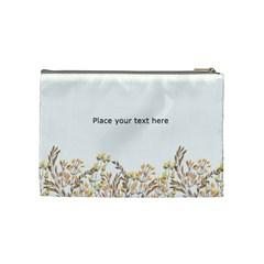 Watercolor Cosmetic Bag (m) By Joy Back