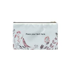 Watercolor Cosmetic Bag (xs) By Joy   Cosmetic Bag (xs)   0hwzgdvoi9xr   Www Artscow Com Back