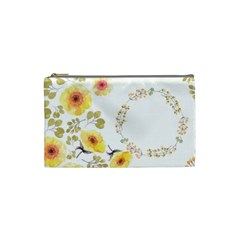 Watercolor Cosmetic Bag (s) By Joy   Cosmetic Bag (small)   3q74kg76sg8j   Www Artscow Com Front