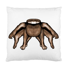 Fantasty Dark Alien Monster Cushion Case (two Sided)  by dflcprints