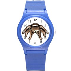 Fantasty Dark Alien Monster Plastic Sport Watch (small) by dflcprints