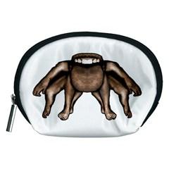 Fantasty Dark Alien Monster Accessory Pouch (medium) by dflcprints