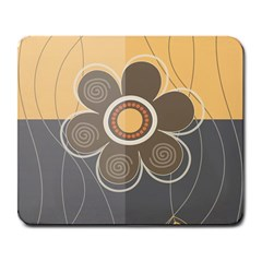 Floral Design Large Mouse Pad (rectangle) by EveStock