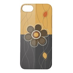 Floral Design Apple Iphone 5s Hardshell Case by EveStock