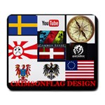 Custom Mousepad - Collage Mousepad