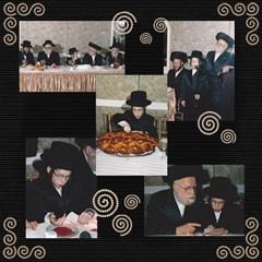 Avrohom Hersh Baby Album By Yehudis   Scrapbook Page 12  X 12    Dl6mbcsqu4v6   Www Artscow Com 12 x12 Scrapbook Page - 18