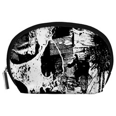 Grunge Skull Accessory Pouch (large)